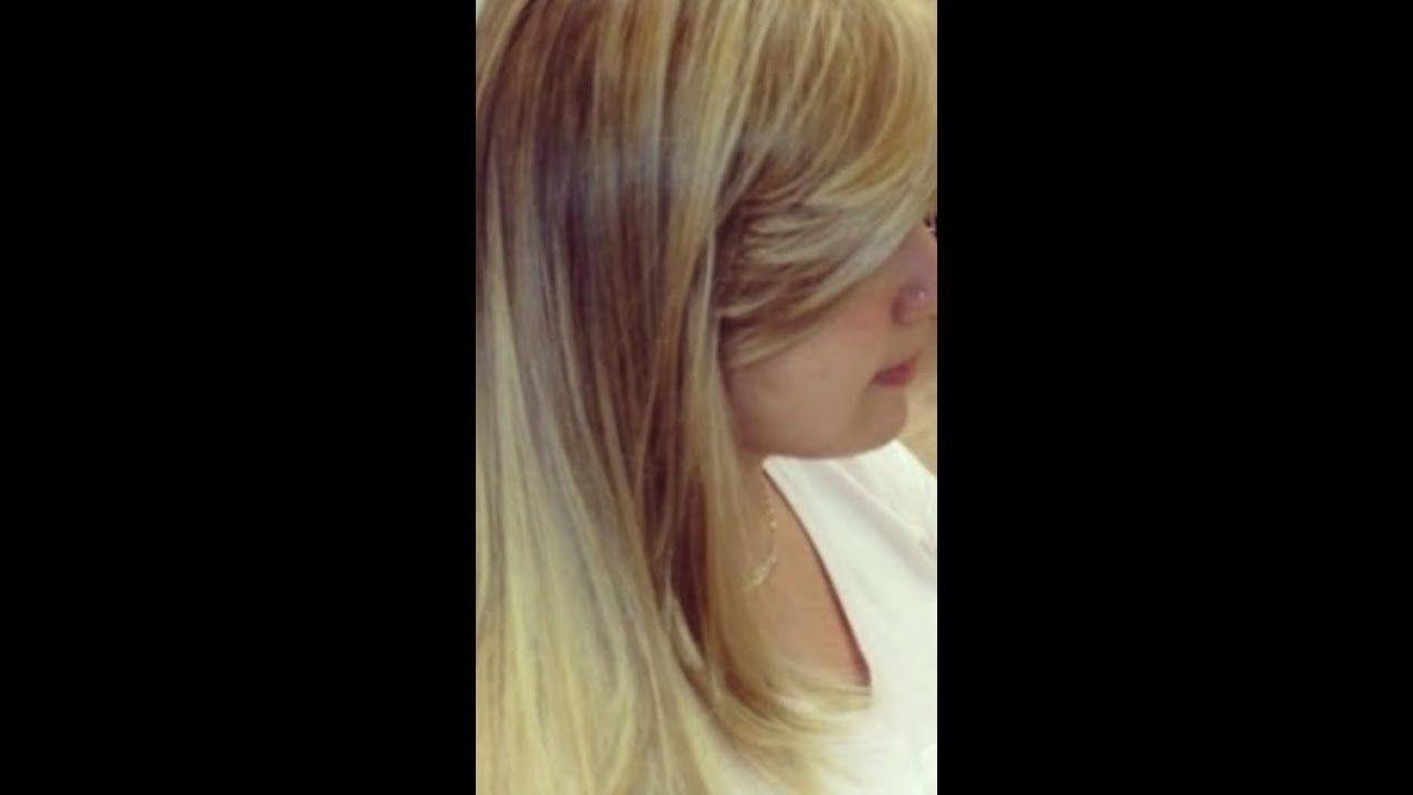 للشيب الشعر شعر ذهبى جذاب بدون حنه ولااكجسين ومن اول استعمال Hair Long Hair Styles Beauty