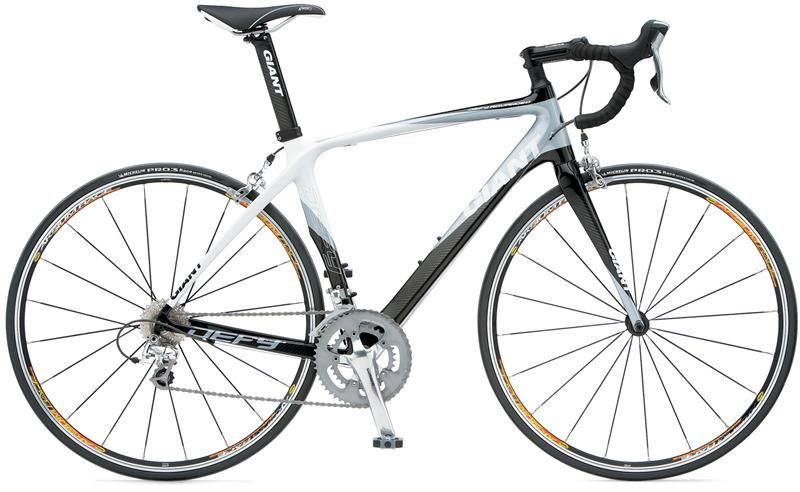 Giant Defy Advanced 2 bicycle. Own it. Love it.