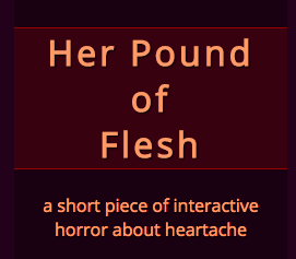Her Pound of Flesh
