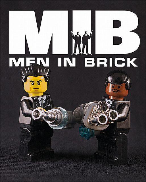 Mib Lego Worlds Lego Minifigs Lego