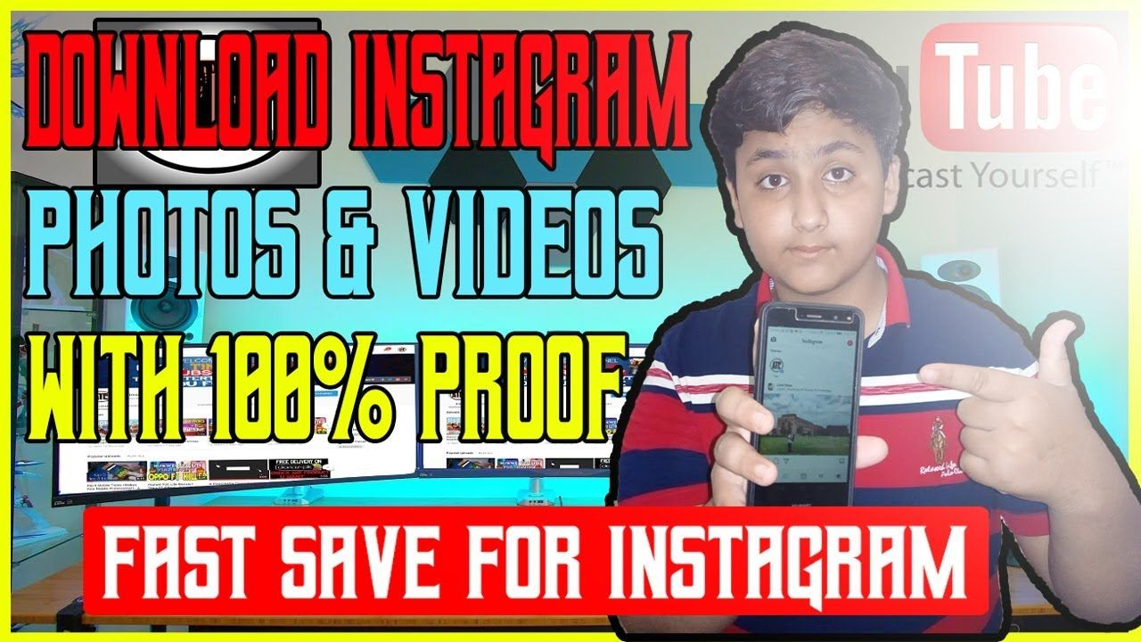 How to download instagram photos videos i fast save for