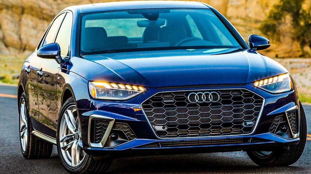 2020 Audi A4 US Spec Introduce in 2020 Audi a4, Audi