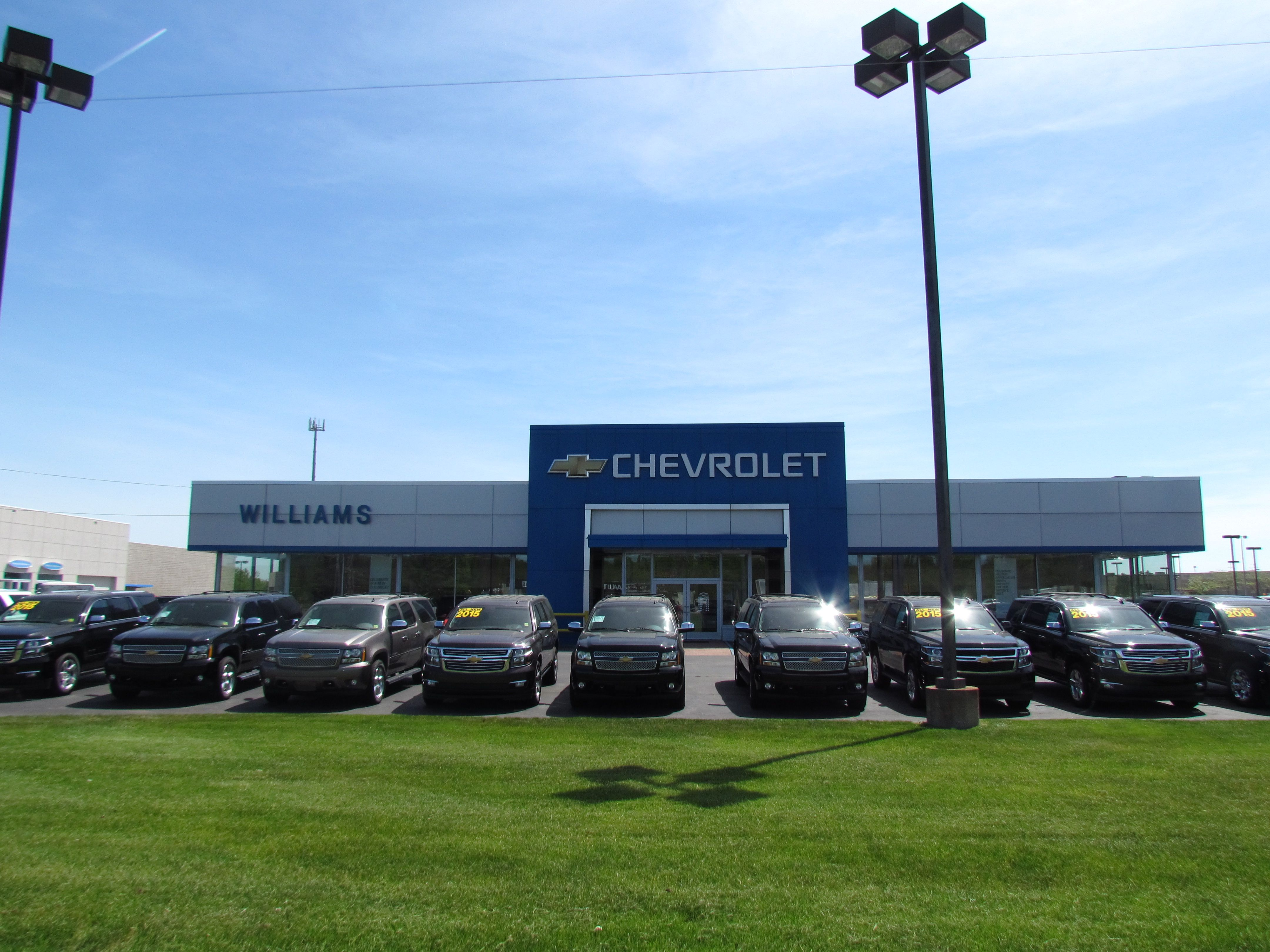 Amazing Williams Chevrolet In Traverse City. 2600 US 31 North. Stop In And Let Us