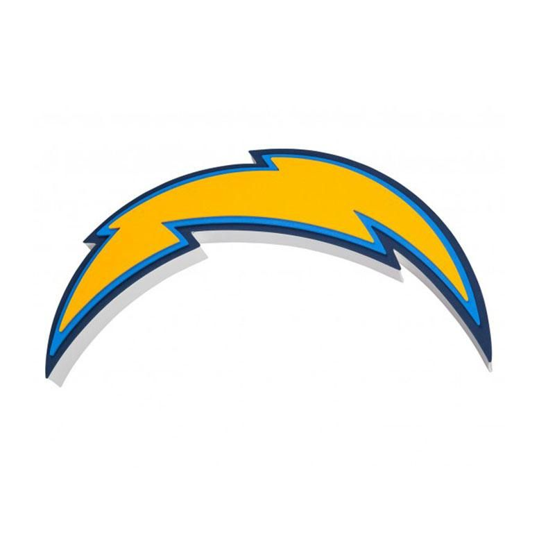 Hobby Store San Diego >> New Los Angeles Chargers Sign 3d Foam Logo