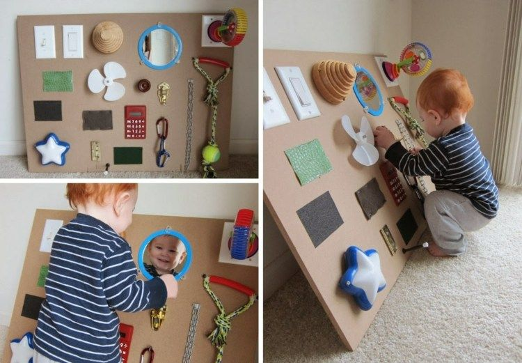 Baby Spielzeug selber basteln | | Baby