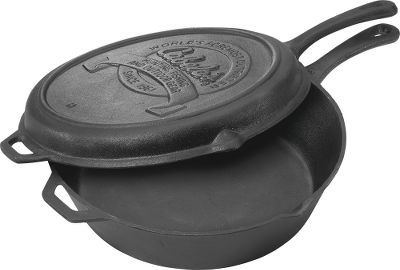 Cabela S Outfitter Series Cast Iron Deep Skillets Cast