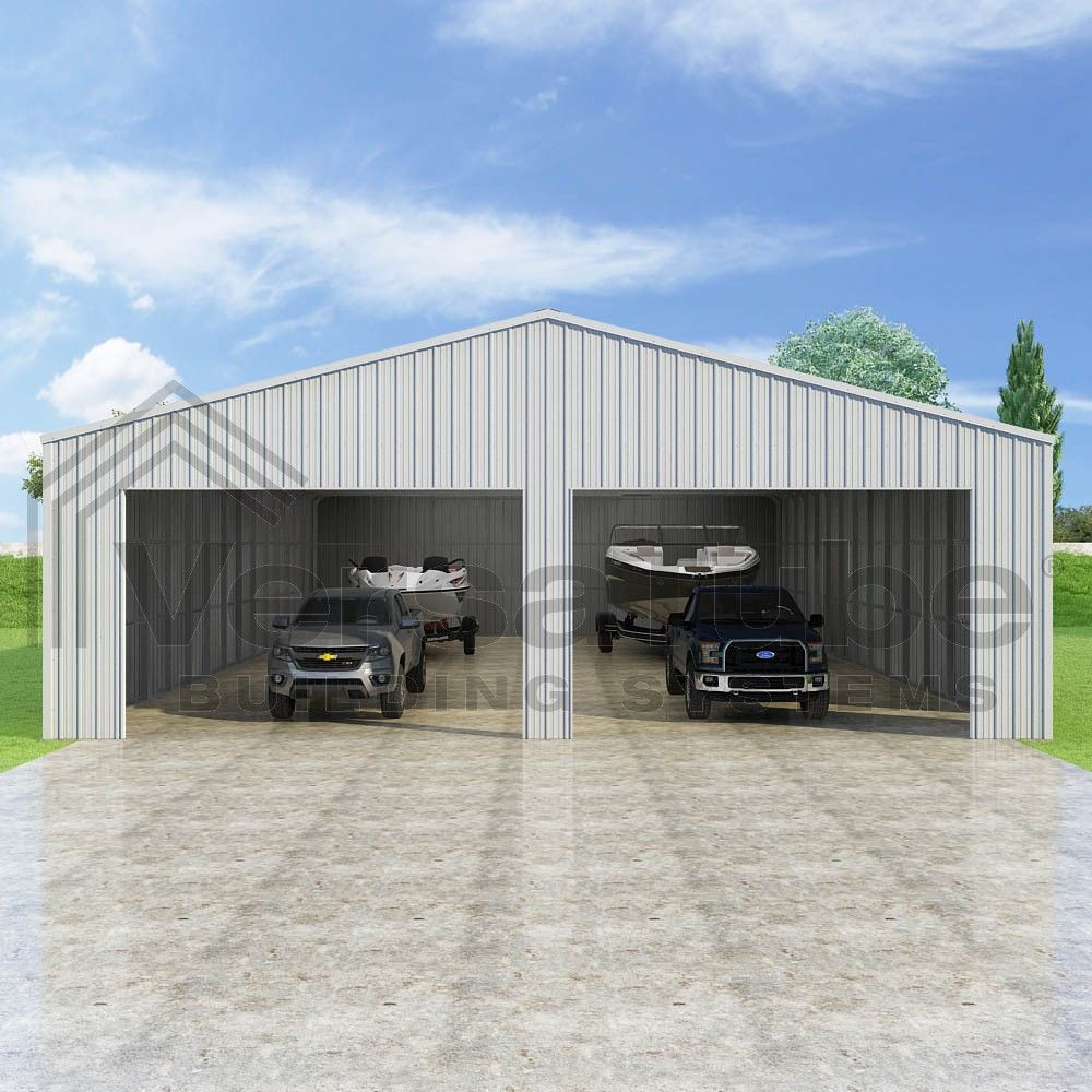 Garage Or Building