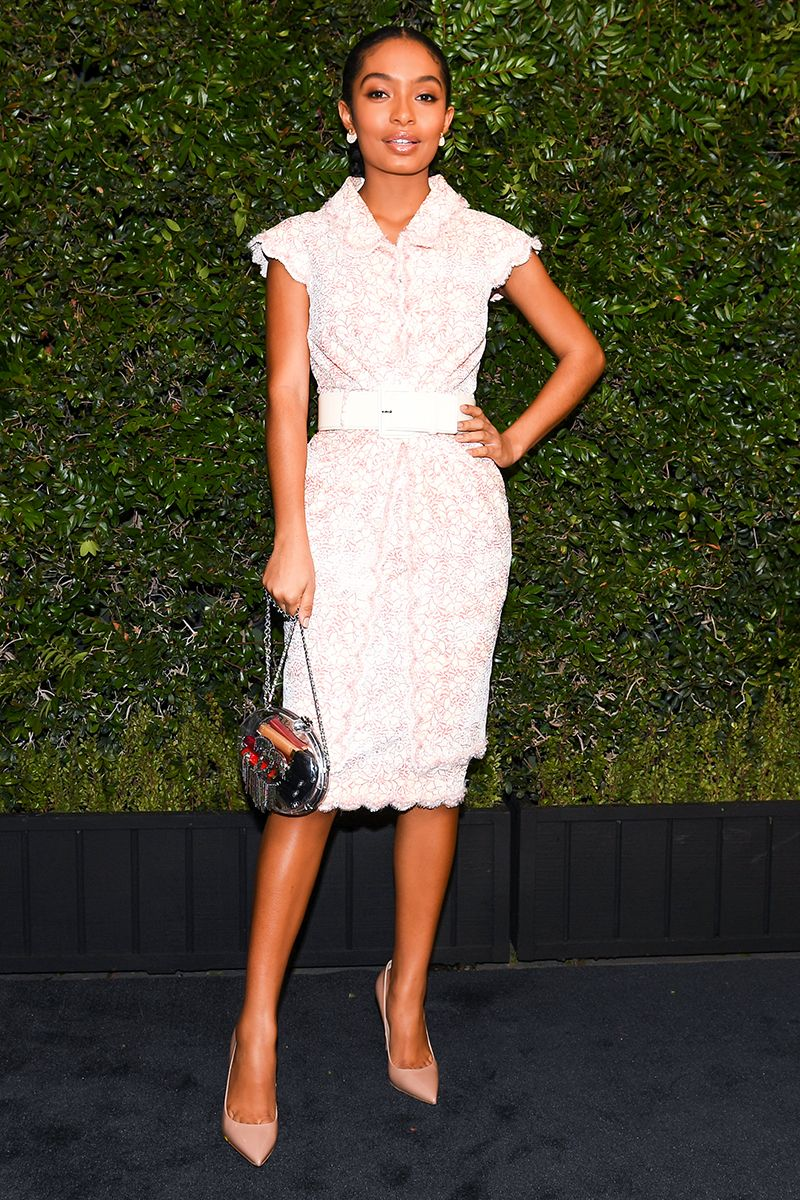 Celebrity maxi dresses get the look salon