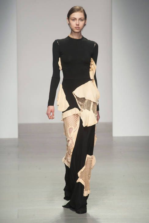 Central Saint Martins Fall 2014 Ready-to-Wear Collection