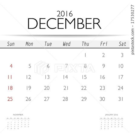 December 2016 Calendar South Africa 2016 calendar, monthly calendar