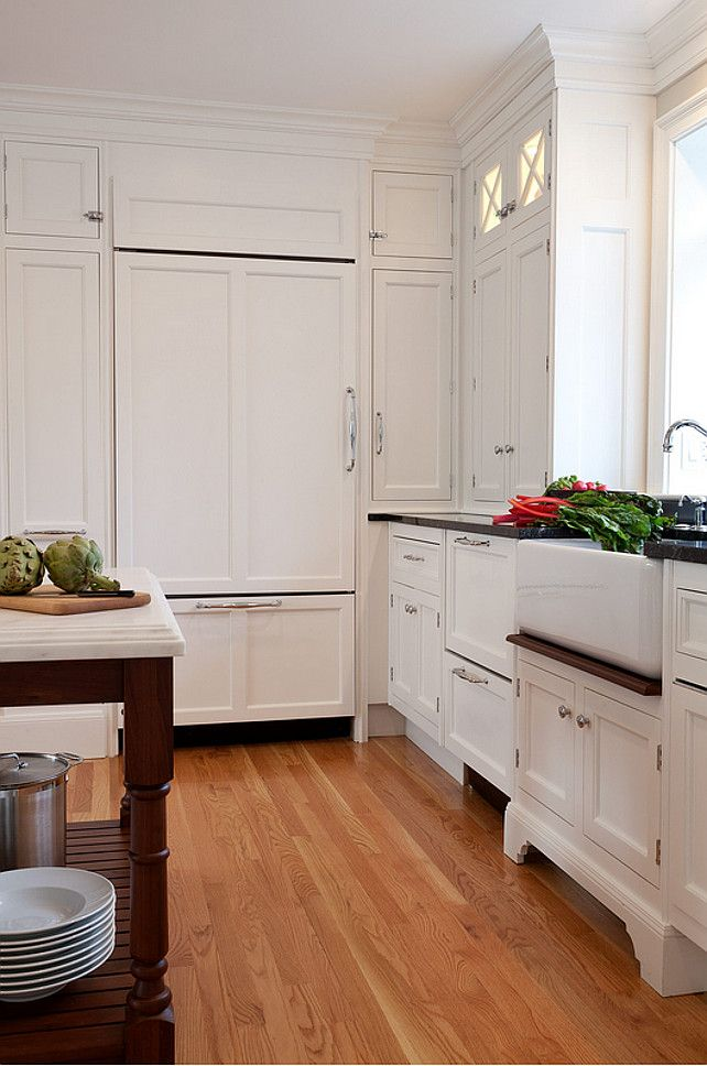 Classic Christopher Peacock Cabinetry Kitchen Design
