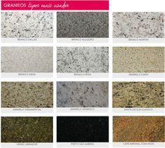 Escadas de Granito – veja diferentes tipos de granitos, preços + dicas!