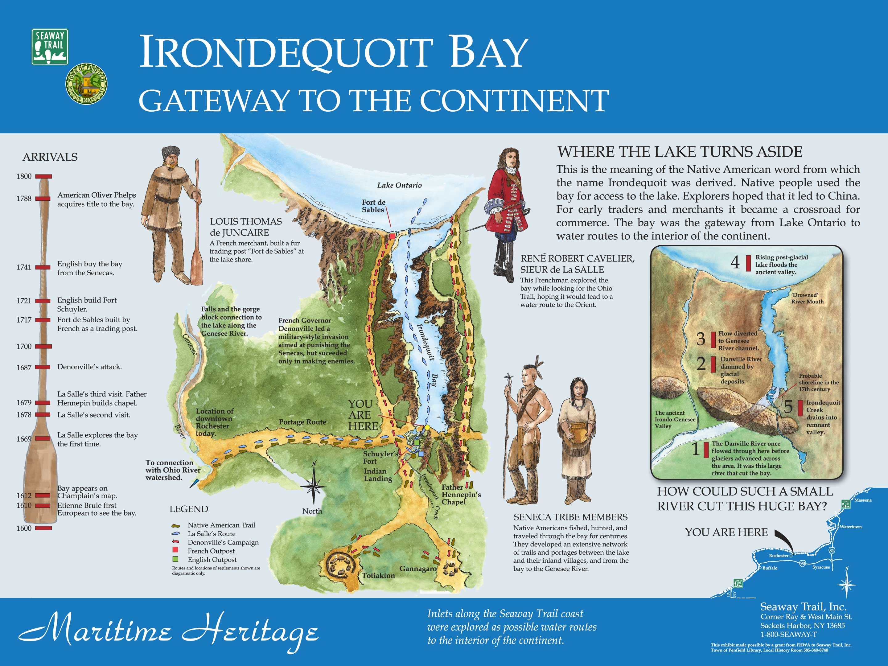Irondequoit Bay With Images
