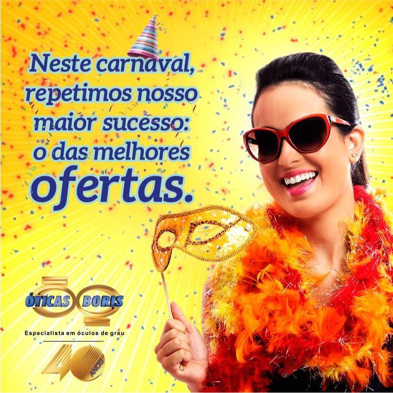 Post Óticas Boris - Carnaval de Ofertas   WEB   Social media a233345893