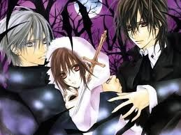 Anime - Vampire Knight