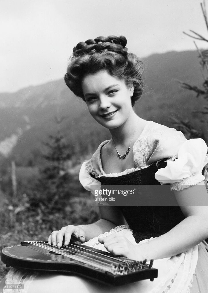Schneider, Romy - Actress, Germany - *-+ Scene from the ...