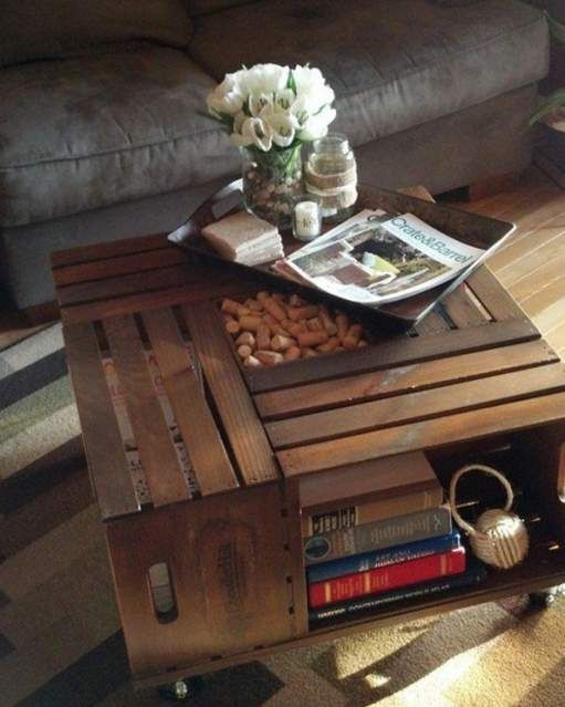 Quirky Wooden Coffee Tables