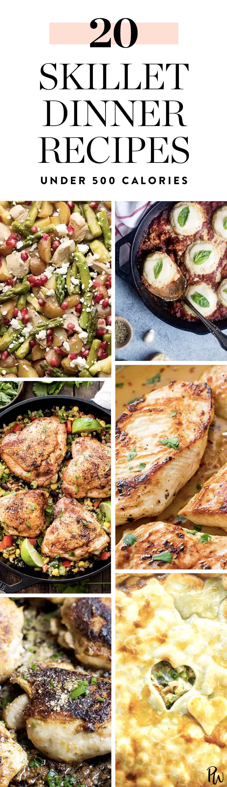20 skillet dinner recipes under 500 calories comidas saludables 20 skillet dinner recipes under 500 calories comidas saludables saludable y comida forumfinder Image collections