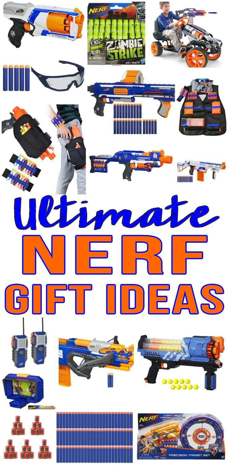 Christmas gifts for guys who like guns