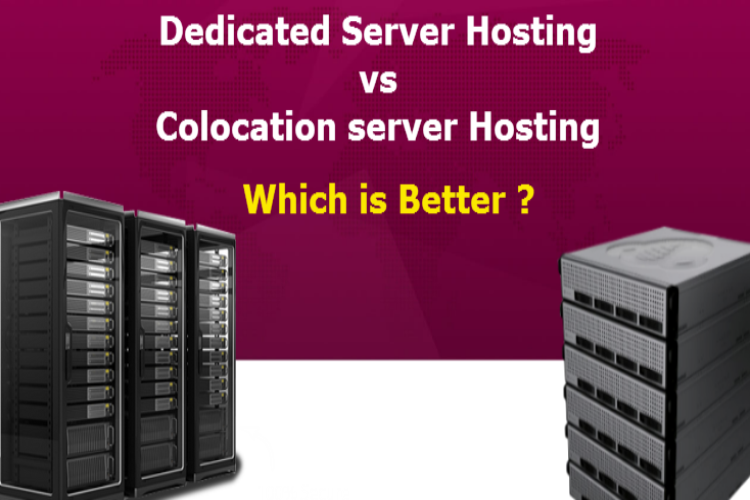 Difference between Colocation Hosting and Dedicated
