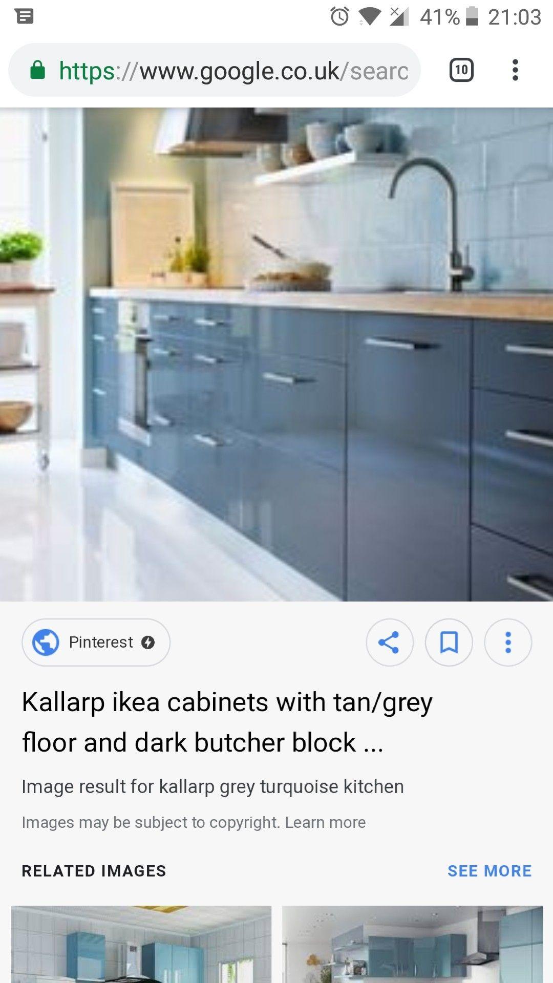 Best Pin By Joe Mulligan Robinson On Kitchens Grey Flooring 400 x 300