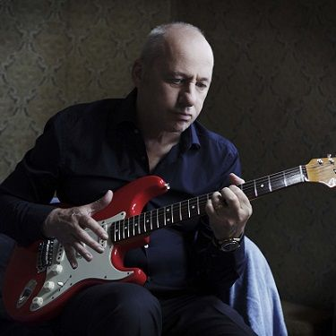 Mark Knopfler of Dire Straits celebrates his 66th birthday today