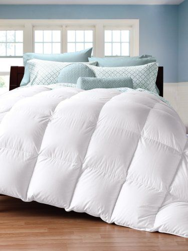 Cuddledown 450 Thread Count Down Comforter Oversize King Level 1 Cuddledown