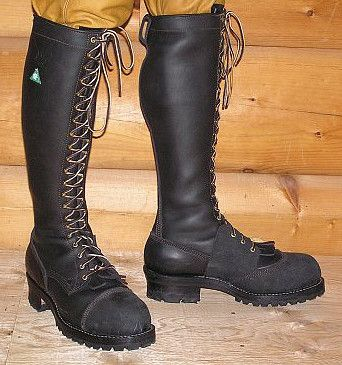 Viberg 16-inch Lineman Boots - From Jumper