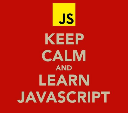 Keep calm and learn javascript web stuff pinterest programming programming languages fandeluxe Image collections