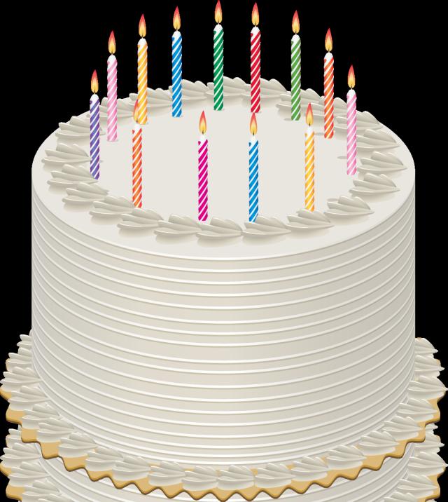 Birthday cake clip art, Birthday cake