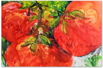 Artists Use YUPO Synthetic Paper | YUPO Watercolor Artist