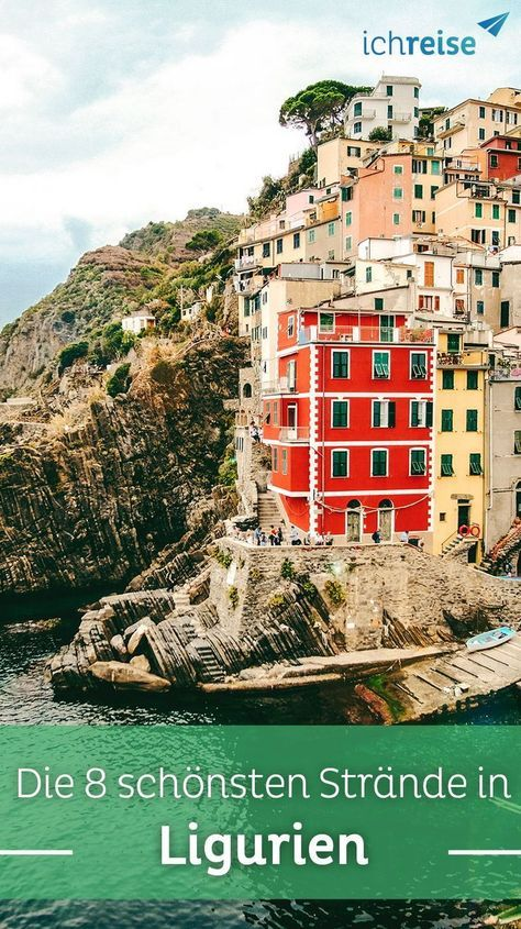 Estas son las 8 playas más bellas de Liguria: viajo
