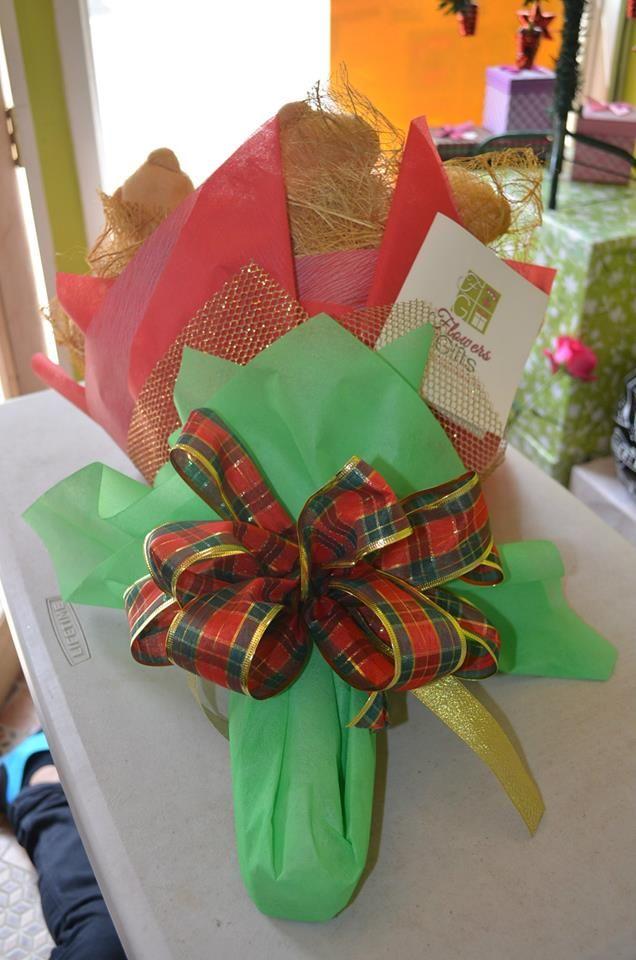 nice christmas gift merrier chocolate bouquet wwwfgdavaocom - Nice Christmas Gifts