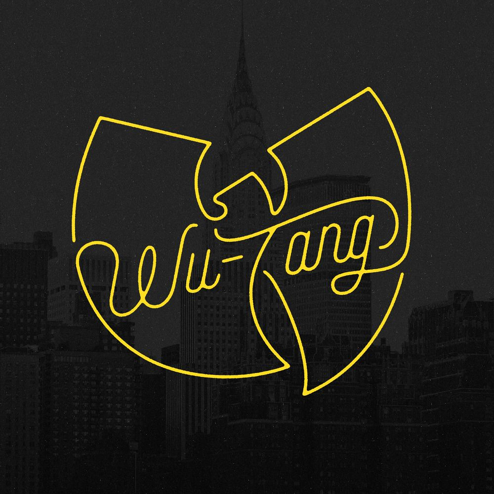 Your Next Wu Tang Tattoo Typografia Callygraf 237 A