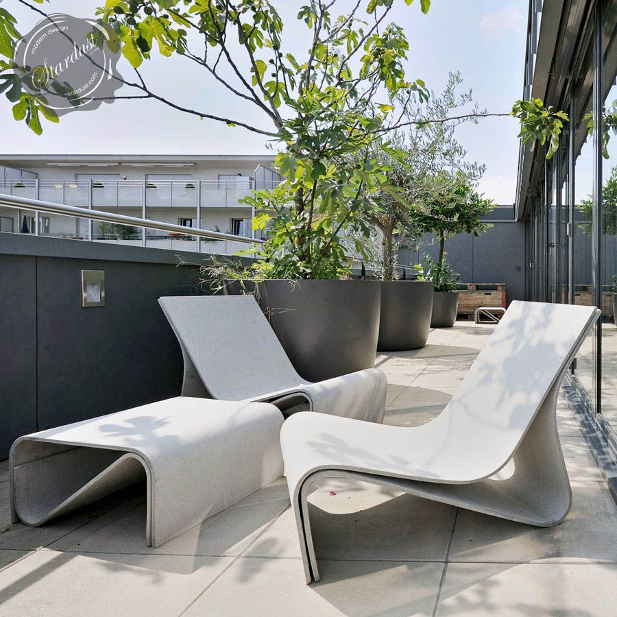 Greenform Chairs Modern Patio Furniture Garden Furniture Design Concrete Outdoor Furniture