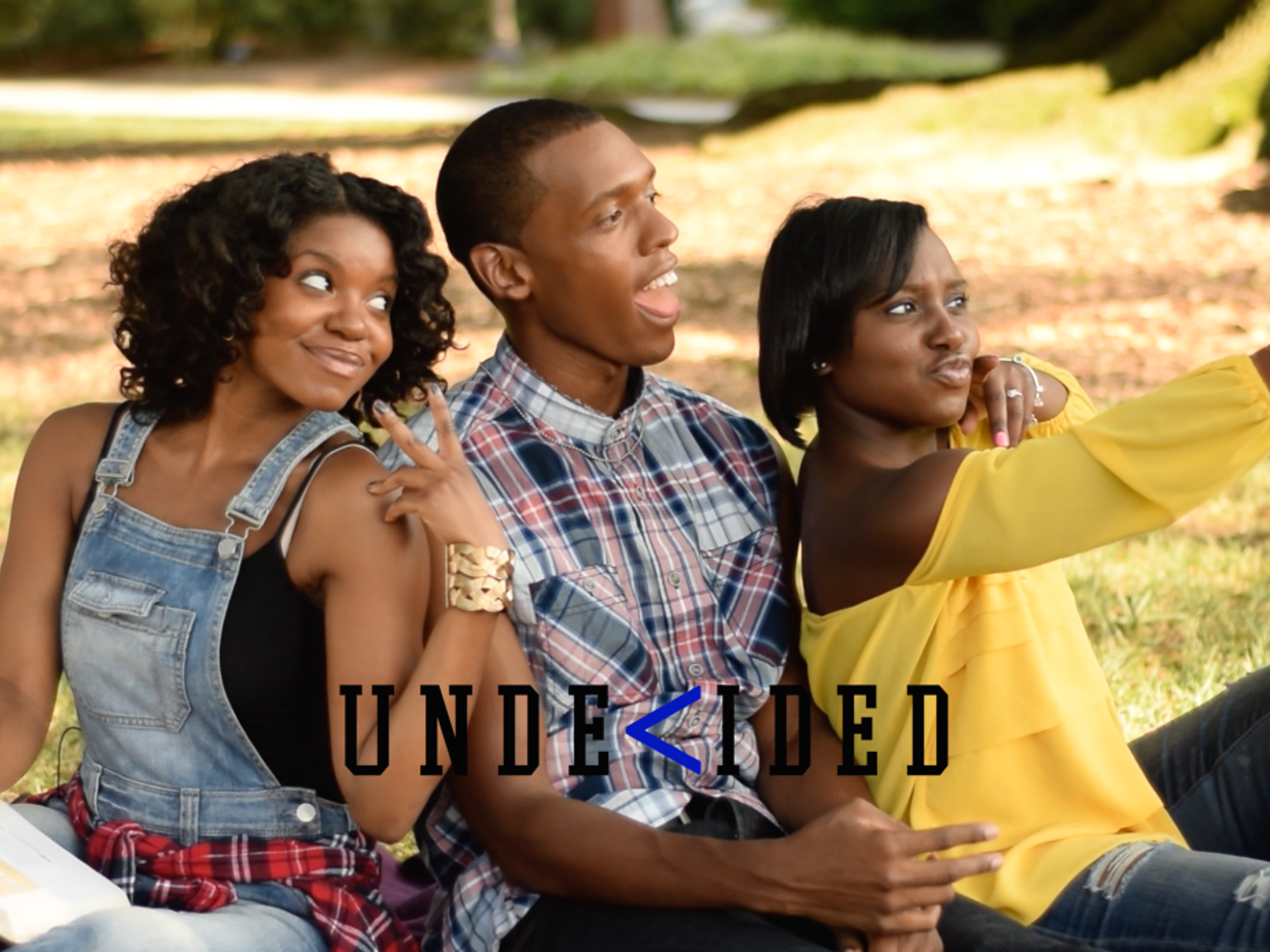 What is life? Zuri,Cam, and Alexis are 3 friends who've got 4 years to figure out. This scripted series will bring the real, no filter.
