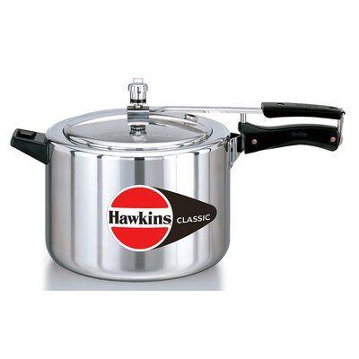 505b9381c Hawkins Hawkins Classic Aluminum Pressure Cooker Size  8.45 Quart in ...