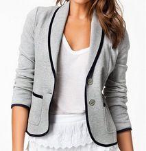 2015 mujeres elegantes de abrigo de invierno abrigo mujer