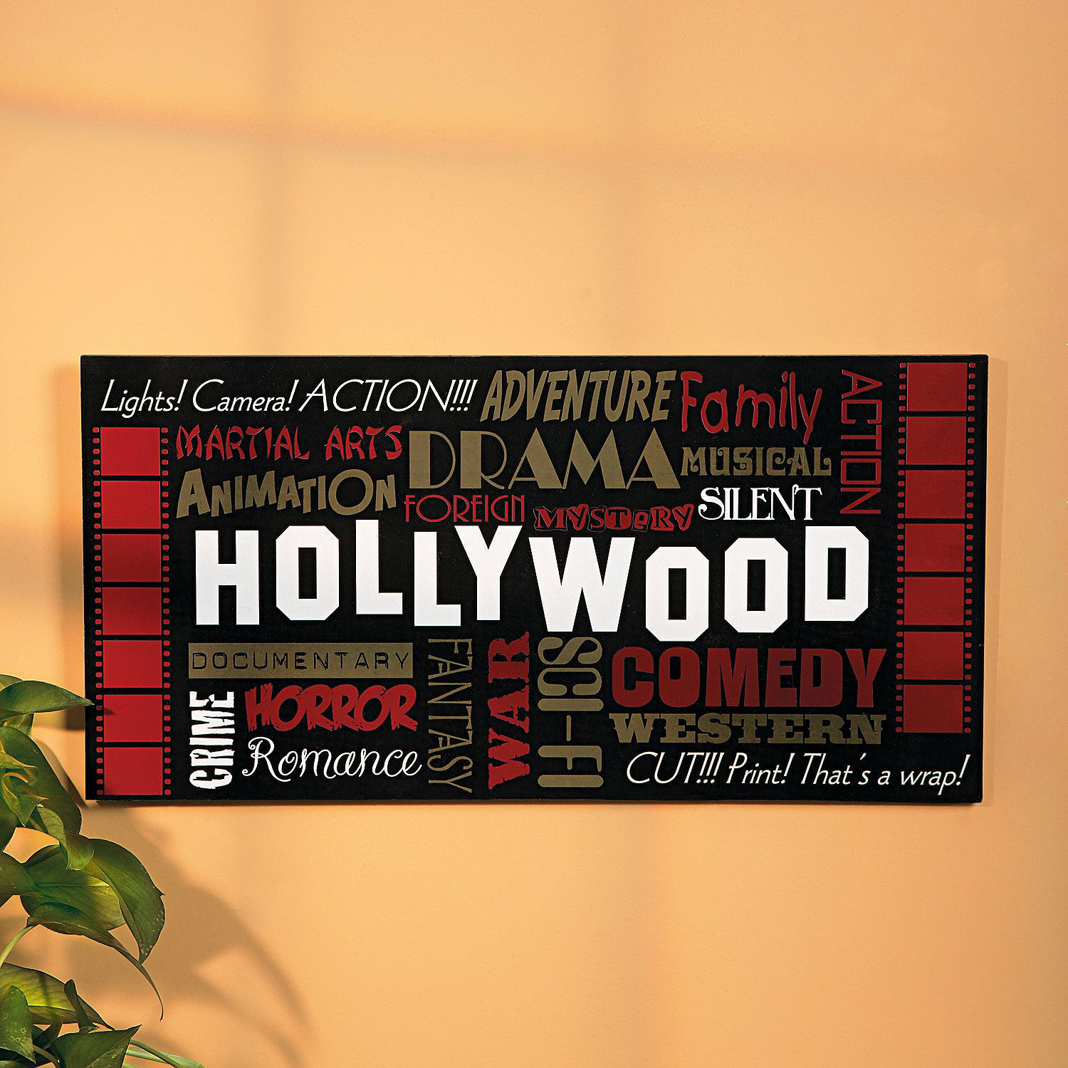 Movie+Icons+Wall+Print+-+TerrysVillage.com | For the Home ...