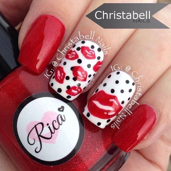 Pin by Shali Naranjo on Nails | Pinterest | Kiss nails, Manicure and ...