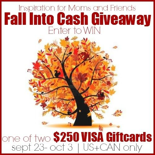 Quilled Paper Pumpkin {& $500 In Visa Gift Cards Fall