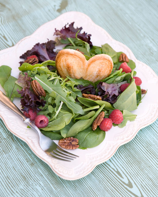 salada borboleta