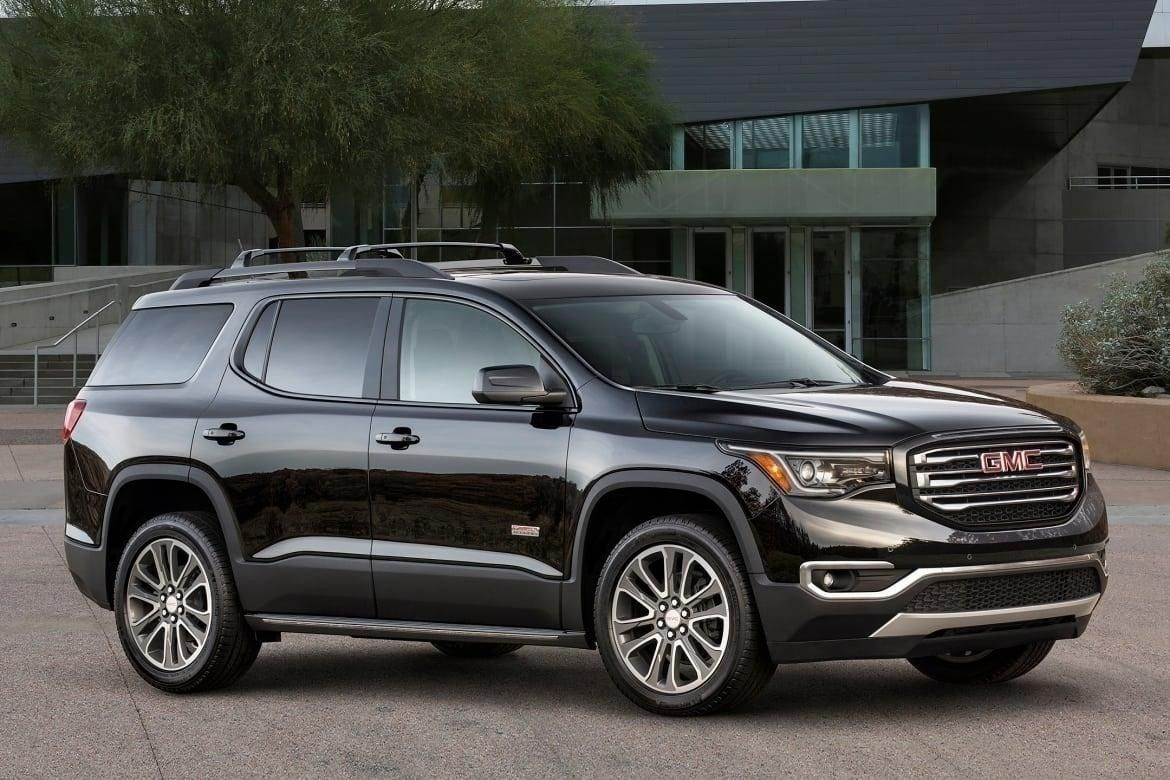 2019 Gmc Acadia Dashboard And Device Acadia Denali Gmc Denali Gmc