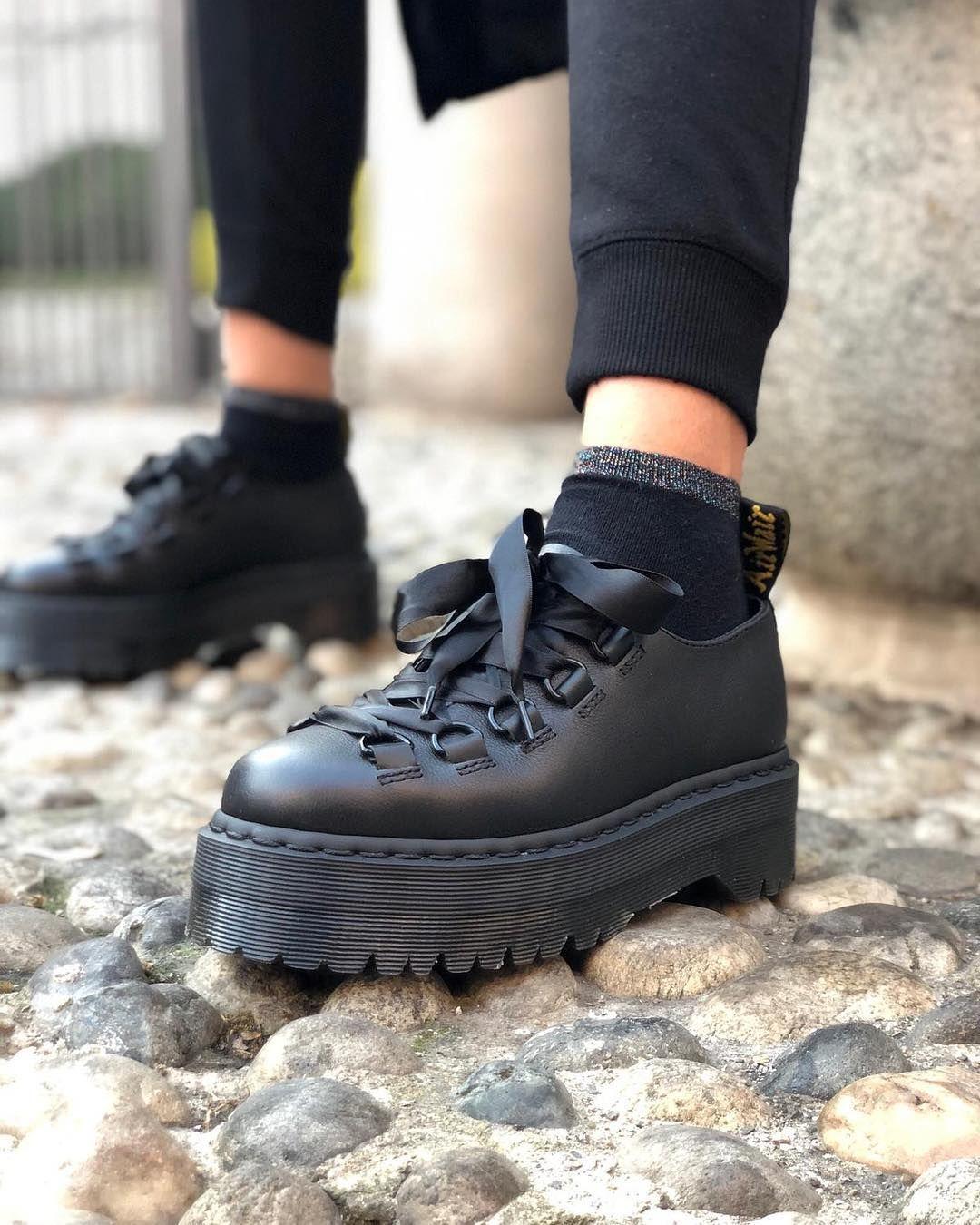 d9972ea0ebaa Dr. Martens | DR. MARTENS ☆ in 2019 | Sneakers, Platform sneakers ...