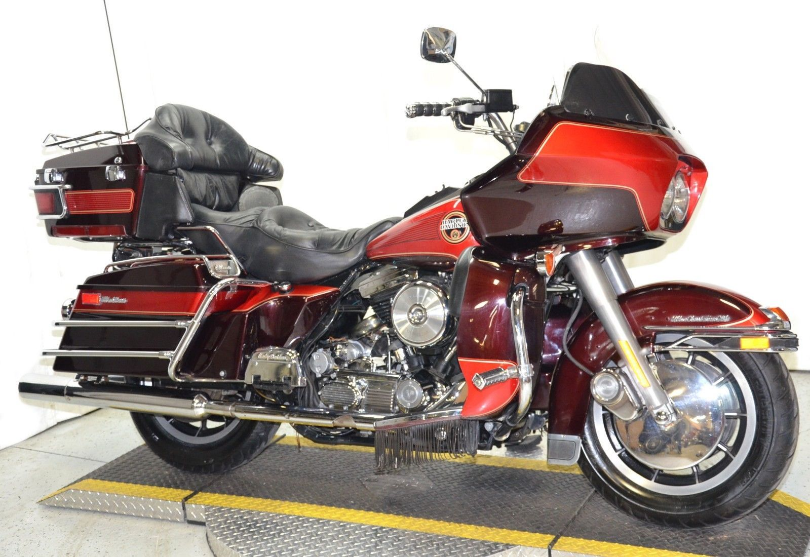 1990 Harley Davidson Touring Harley Davidson Painting Harley Davidson Touring Harley Davidson [ 1100 x 1599 Pixel ]