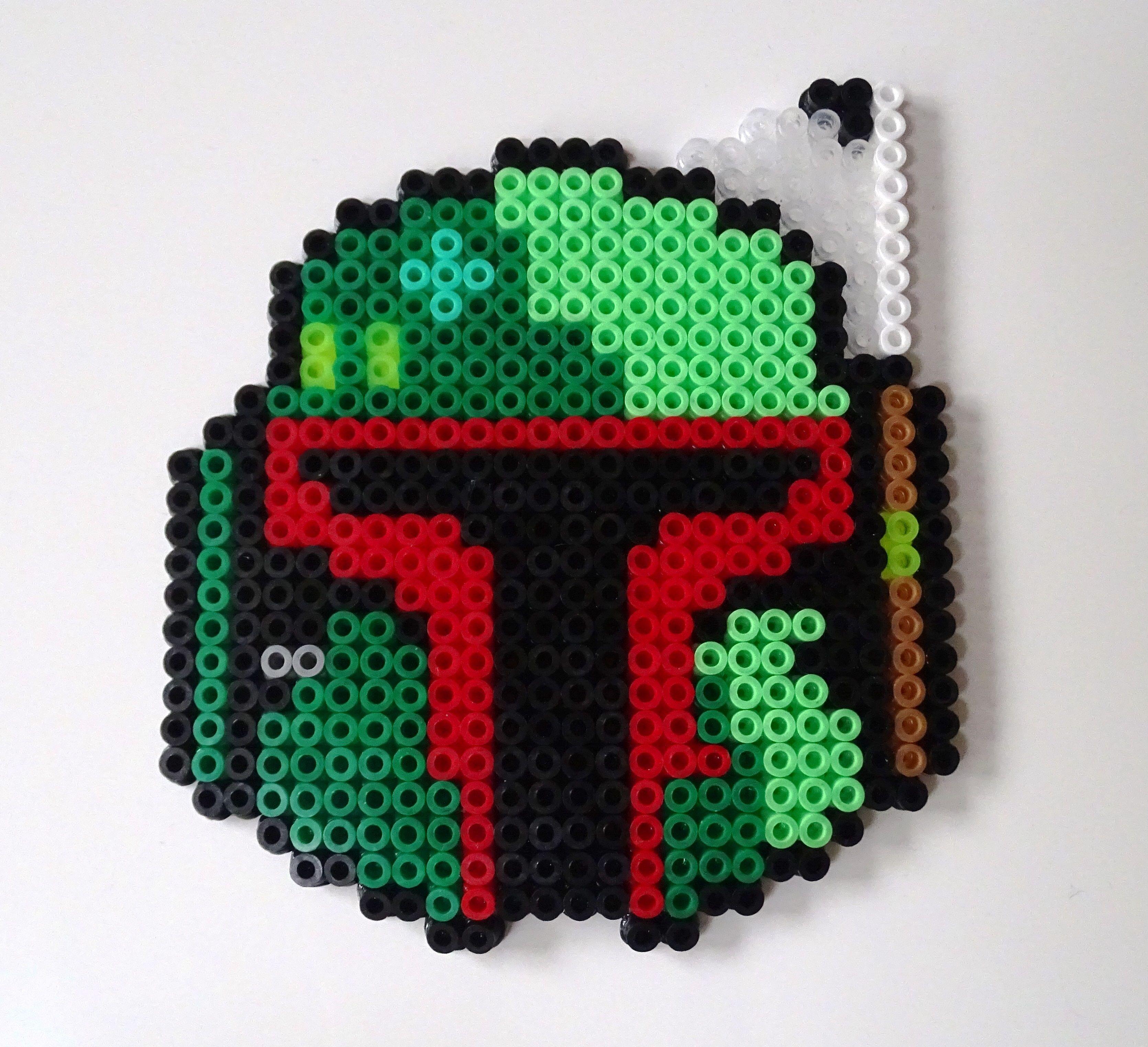 Stormtrooper Star Wars Bugelperlen Hama Perler Beads By