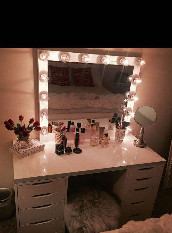 Freeshipping Amp Financing Hollywood Vanity Mirror In 2019