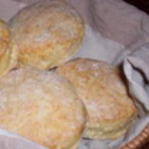 Baking Powder Biscuits for Two: Biscuits for Two
