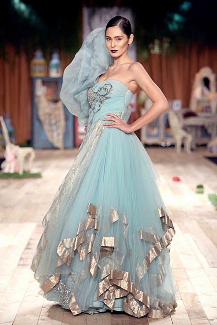 i\'d change the bodice though. but love the colour & the ghaghra | My ...
