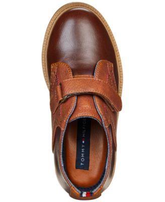 dd6d805c Tommy Hilfiger Michael Saddle-t Dress Shoes, Toddler & Little Boys (4.5-3)  - Brown 6 Toddler